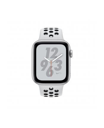 Apple Watch Series 4 Nike+ 44mm GPS+LTE - MTXK2FD/A Platinum/black