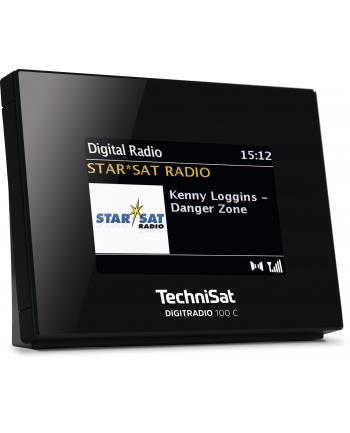 TechniSat DIGITRADIO 100 C(black, DAB +, FM, Bluetooth)
