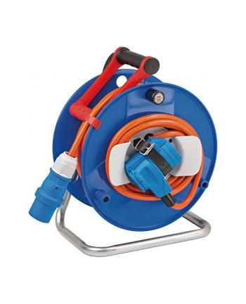Brennenstuhl Garant Camping Cable Reel 20m blue