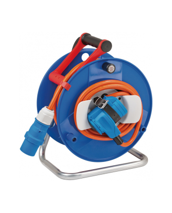 Brennenstuhl Garant Camping Cable Reel 20m blue