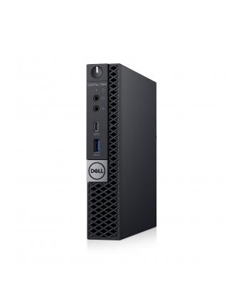 Dell OptiPlex 7060 USFF - PJJWN - with DE Keyboard