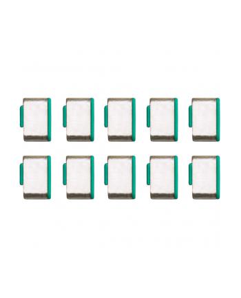 Lindy USB-C port locks 10pcs green
