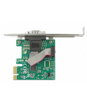 DeLOCK PCIe> 1 x serial RS-232
