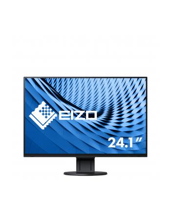 EIZO EV2457-BK - 24.1 -LED - black, WUXGA, pivot, IPS, Daisy Chain
