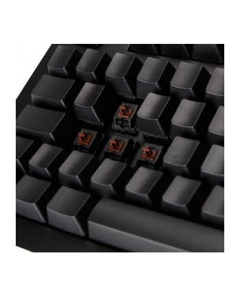 Das Keyboard 4 Ultimate - Cherry MX Brown - US Layout