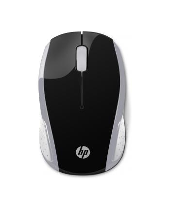 HP Wireless Mouse 200 silver - 2HU84AA#ABB