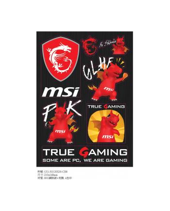 MSI Gaming Xmas Pack - 957-1XXXXE-057 - Xmas 2017 GE/GS