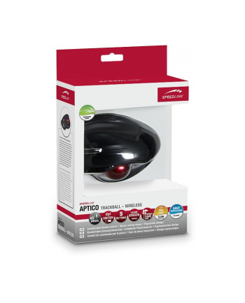 Speedlink APTICO trackball(Black)