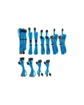 Corsair Power Supply Cable Premium Pro-Kit Type 4 Gen 4, 20-piece - blue