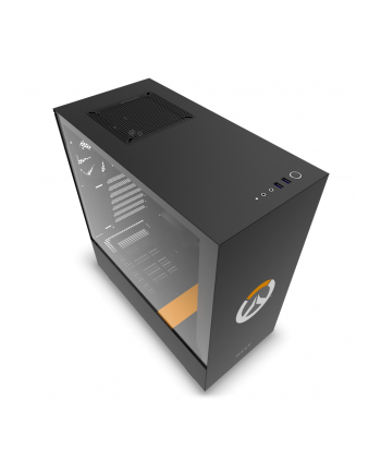 NZXT H500 Overwatch Special Ed. black ATX