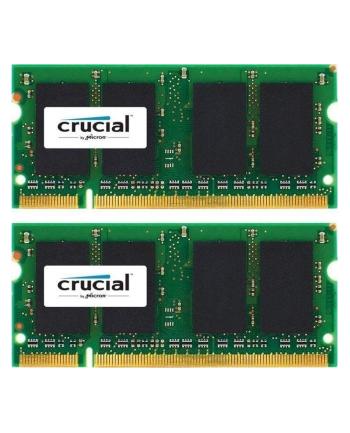 Crucial DDR4 SO-DIMM 32 GB 2400-17 MAC