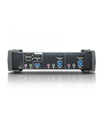 ATEN CS1922 2P USB3.0 4K DP Switch