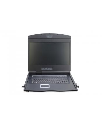 Digitus 19 KVM console 19 TFT 8 port
