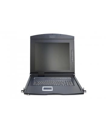 Digitus 19 KVM Console 17 TFT 8Port