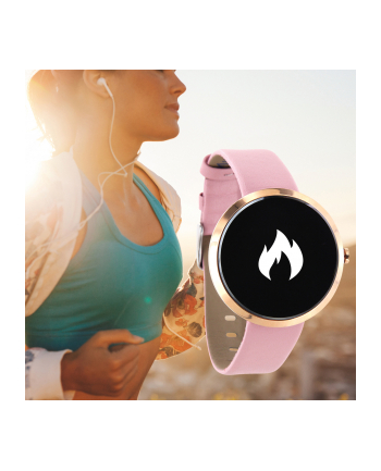 Xlyne Siona XW Fit, fitness tracker(rose gold / gold)