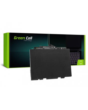 Green Cell Bateria do HP EliteBook 725 G3 820 G3 / 11,4V 3850mAh