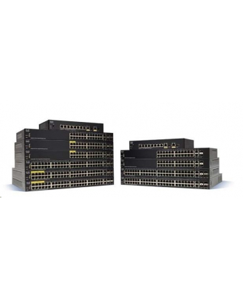 cisco systems Cisco SX350X-24F 24-Port 10G SFP+ Stackable Managed Switch
