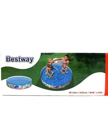 bestway Basen rozporowy 122 cm B55028