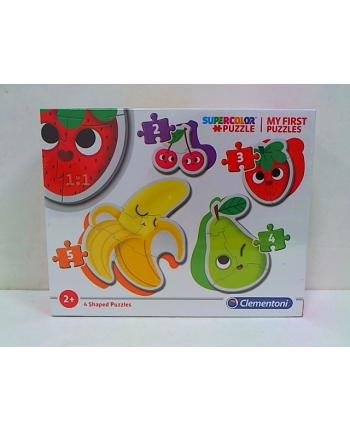 clementoni CLE moje pierwsze puzzle Fruits 20815