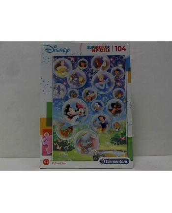 clementoni CLE puzzle 104 Disney Classic 27119