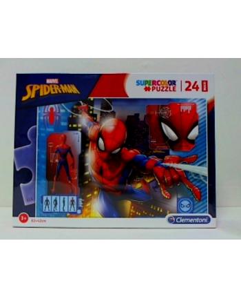 clementoni CLE puzzle 24 maxi Spiderman 28507