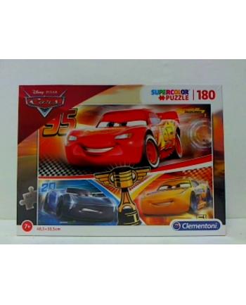 clementoni CLE puzzle 180 Cars 29291
