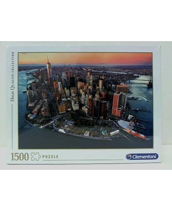 clementoni CLE puzzle 1500 HQ New York 31810