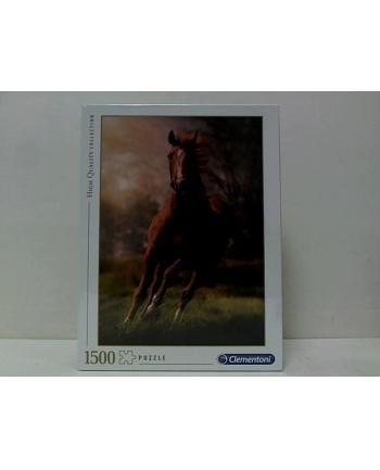 clementoni CLE puzzle 1500 HQ The Horse 31811
