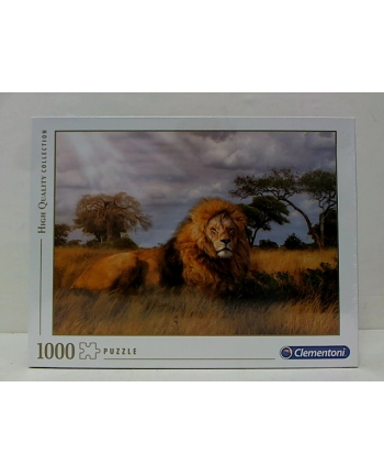 clementoni CLE puzzle 1000 HQC The King 39479