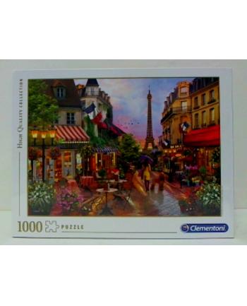 clementoni CLE puzzle 1000 HQC Flowers in Paris 39482