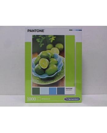 clementoni CLE puzzle 1000 Pantone Lime Punch 39492