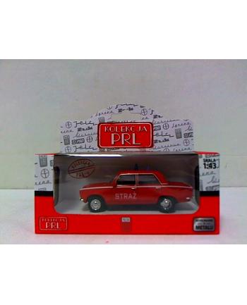 daffi Model PRL Fiat 125P Straż B-247 22478