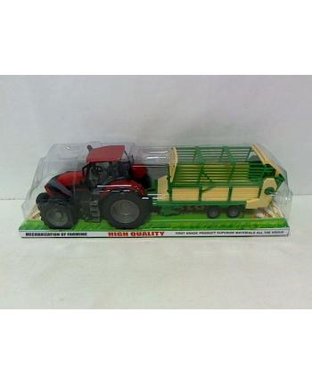 gazelo Traktor z przyczepą G052725