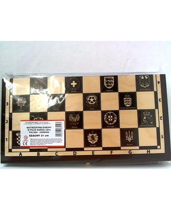 magiera Szachy drewniane ME 30193                        .