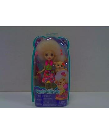 mattel Barbie Enchantimals Lalka+zwierz.domowe FNH22 /8