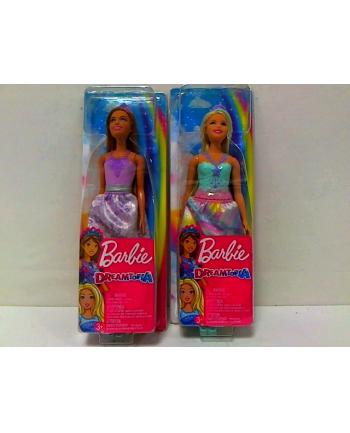 mattel Barbie lalka Księżniczka podstawowa FXT13 /6