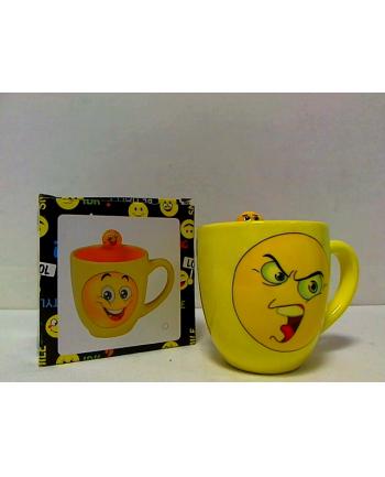 rozette Kubek ceramiczny Emoji główka 56460