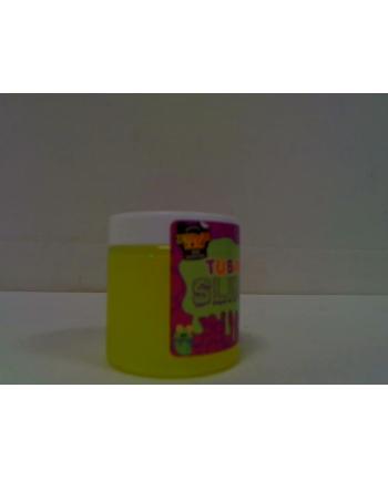 TUBAN-Super Slime brokat neon żółty 0,1kg TU3041
