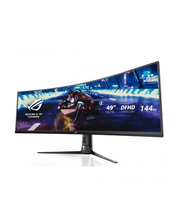 Monitor Asus XG49VQ 49'' DFHD (3840x1440), VA curved, HDMI/DP/USB3,HDR głośniki