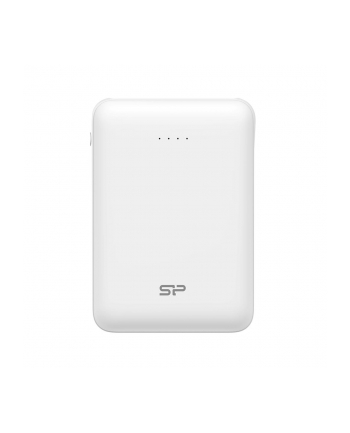 Silicon Power Cell C100 Power Bank 10000mAH, mini, Biały