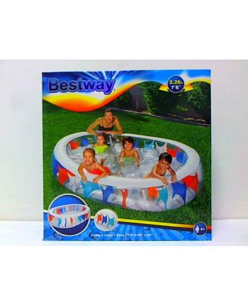 bestway Basen dmuchany 229X152X51cm B54066