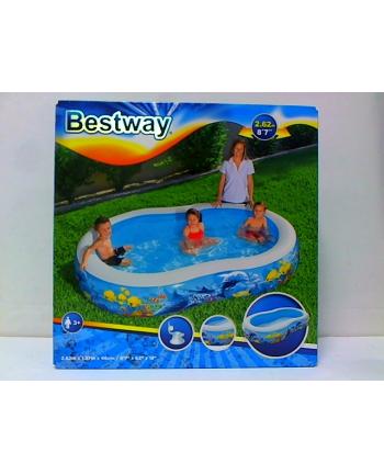 bestway Basen dmuchany 262X157X46cm B54118