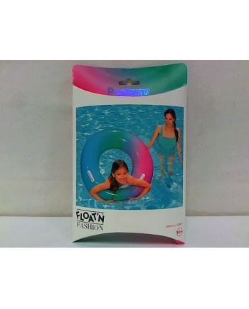 bestway Koło do pływania tęczowe 91cm B36126
