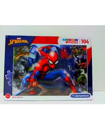 clementoni CLE puzzle 104 Spiderman 27116