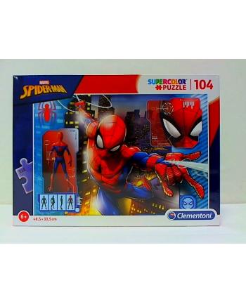 clementoni CLE puzzle 104 Spiderman 27118