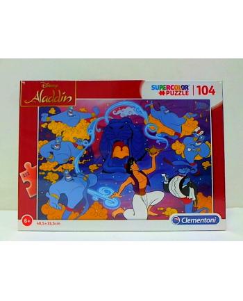clementoni CLE puzzle 104 Alladyn 2019 27283