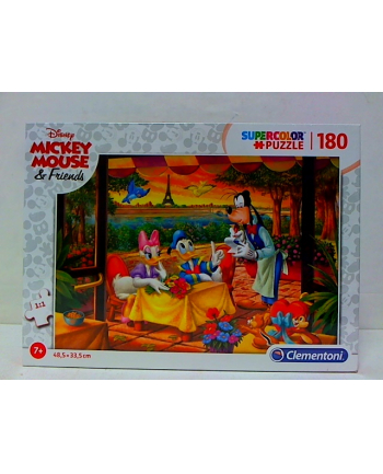 clementoni CLE puzzle 180 Disney Classic supercolor 29296