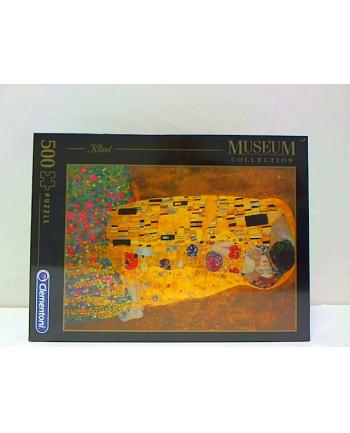 clementoni CLE puzzle 500 Museum Klimt The Kiss 35060