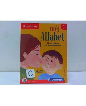 clementoni CLE Uczę się bawiąc - Mój alfabet 50082