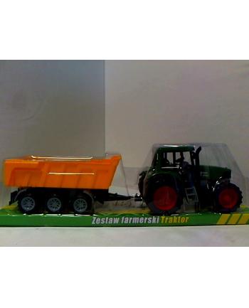 gazelo Traktor z przyczepą G087441